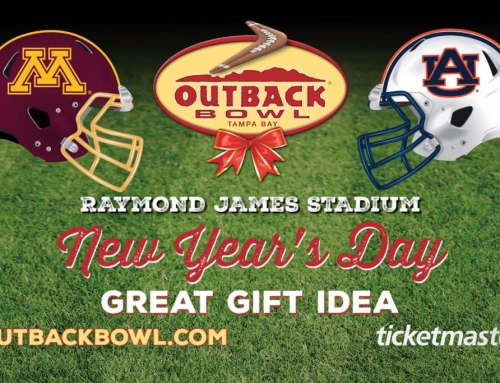 Auburn Tigers Face Off Against the Minnesota Golden Gophers in the Outback Bowl