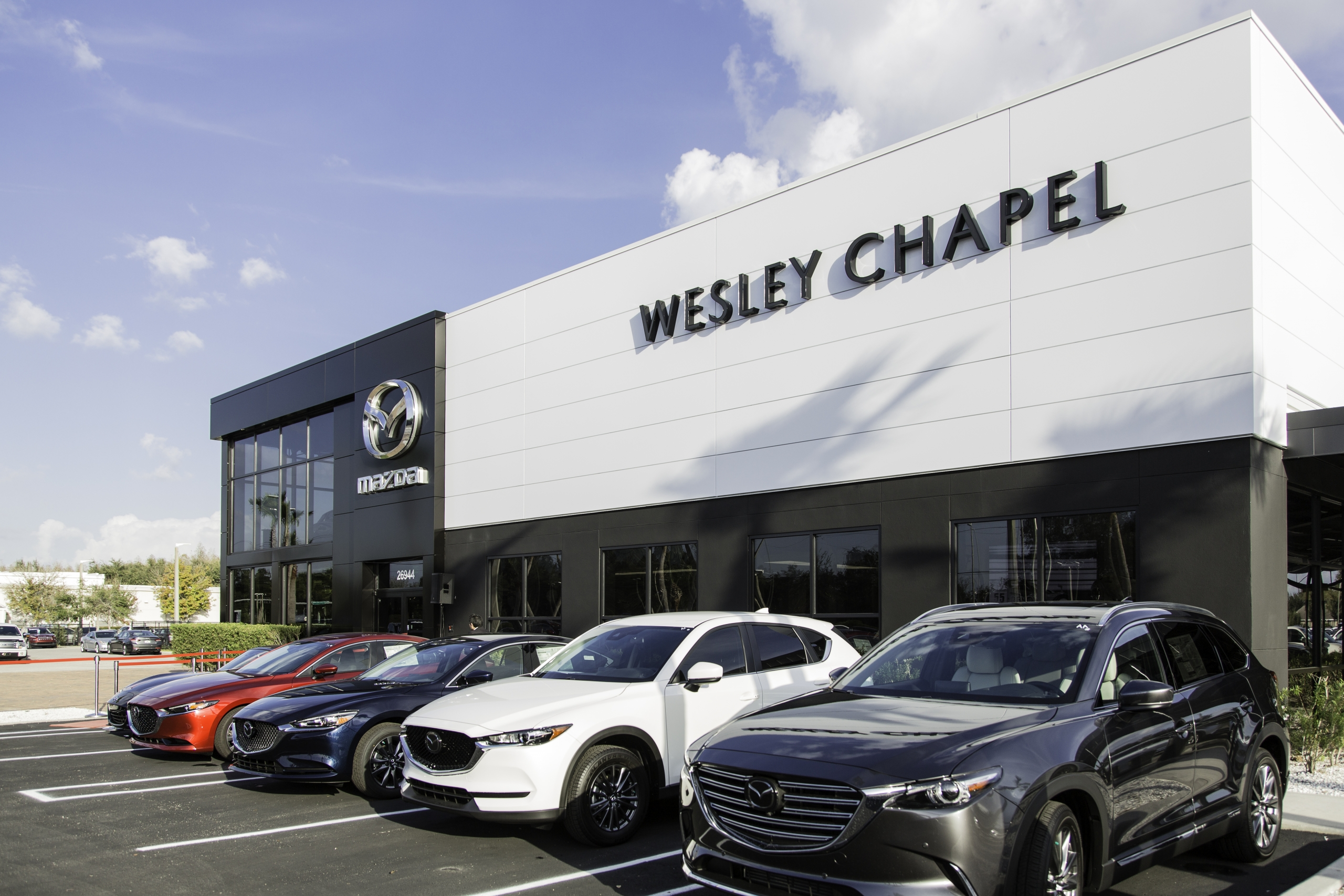 Mazda of Wesley Chapel dealership image