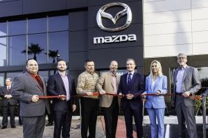 Mazda of Wesley Chapel Grand Opening